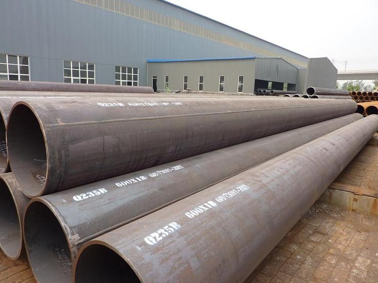 carbon straight welded Pipe